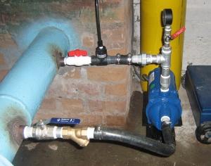 Sistema de Vacío para clorador REGAL Mod. 210