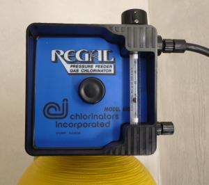 Clorador de Inyección Directa REGAL Modelo 610