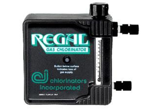 Clorador REGAL (USA). Apto para tratamiento de agua de piscina
