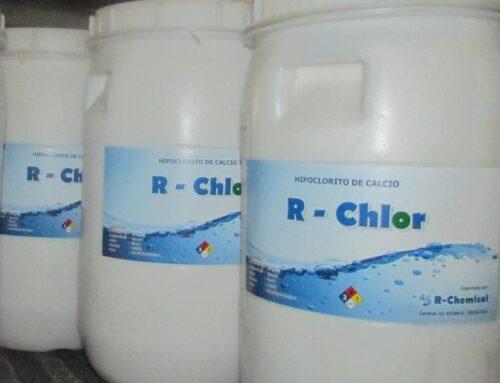 Hipoclorito de Calcio para Tratamiento de Agua